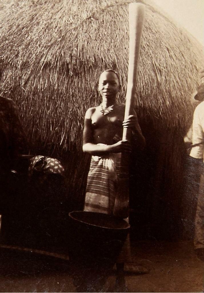 1895 по 1900. Сенегал