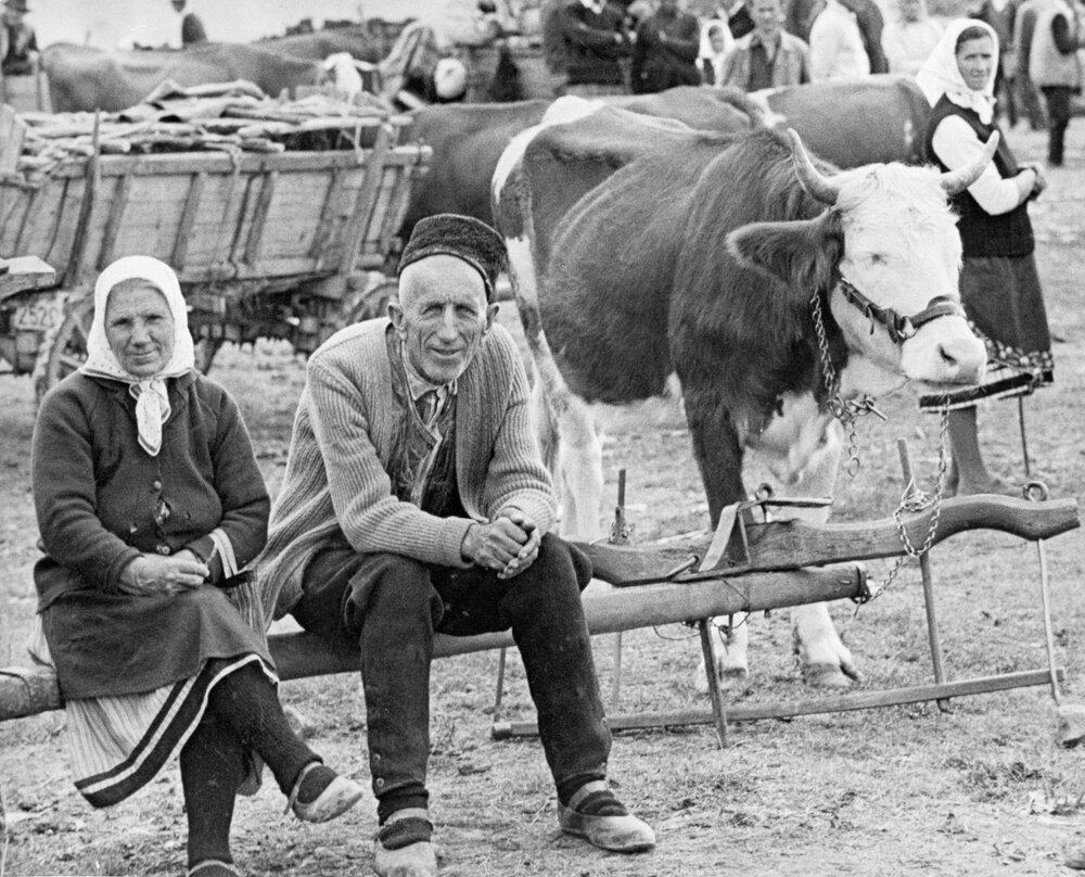 1970. Крестьяне