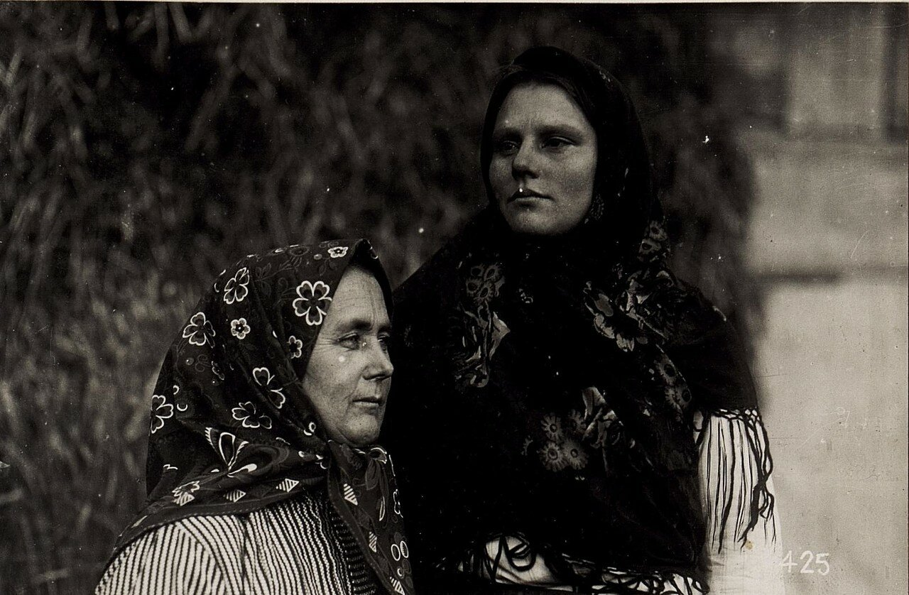 Волынские крестьянки