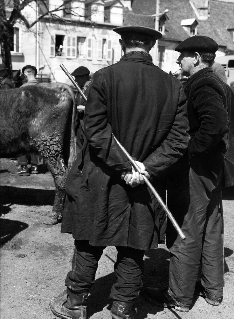 1953. Ярмарка в Пло