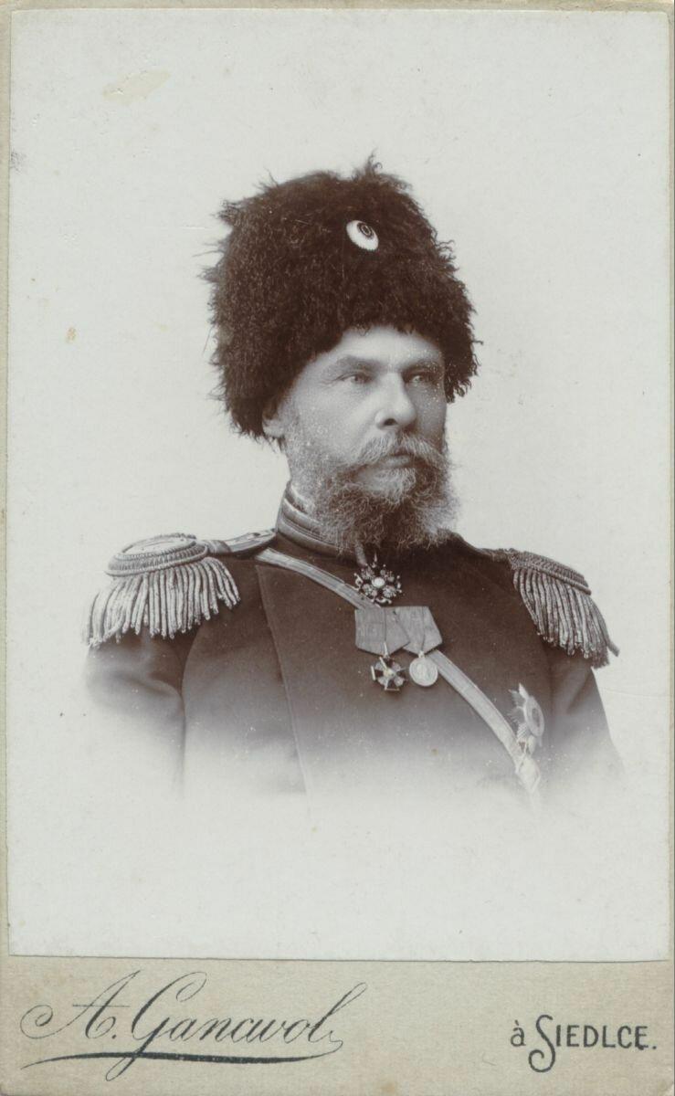 Леон (Лев Семенович) Барщевский