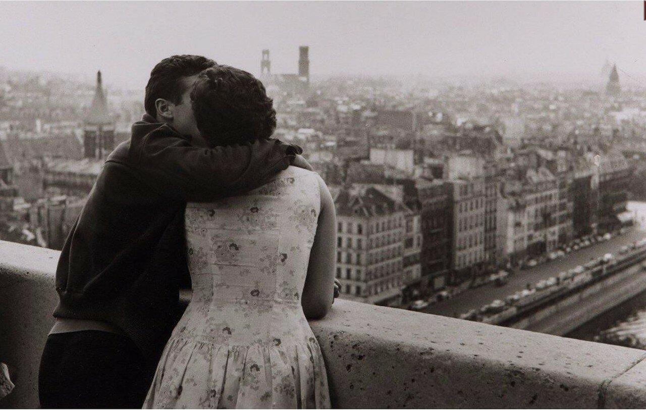 1956. Нотр-Дам, Париж