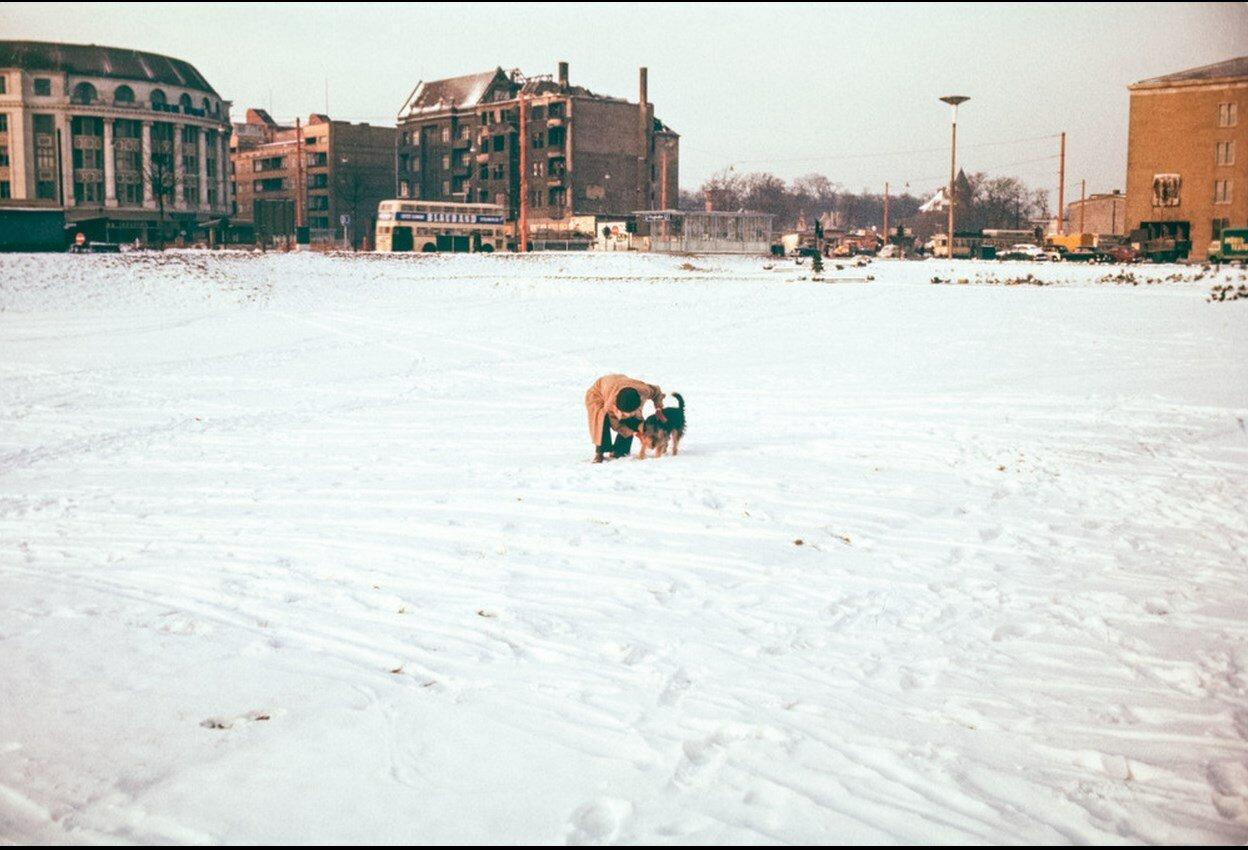 07. Зима, 1956