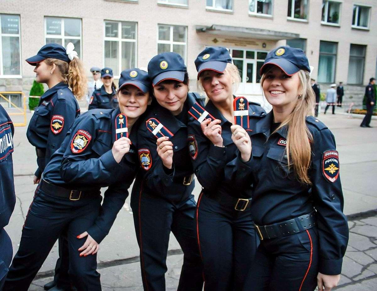 фото полиция девушки россия