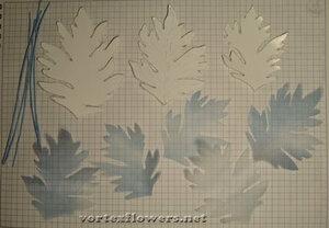 """Мастер-класс. Астра """"Снежинка"""" от  Vortex  0_fbe11_d974c548_M"""