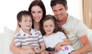 Психологический отдых дома - залог здоровой семьи