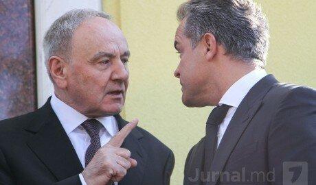 """Тимофти даёт ещё день на """"назначение премьером Плахотнюка"""""""