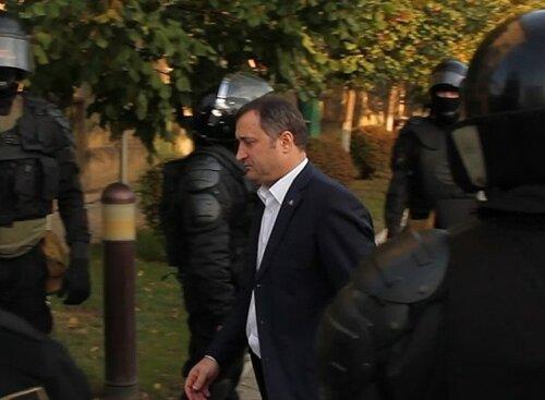 Адвокаты Филата потребовали отвода судей на первом заседании