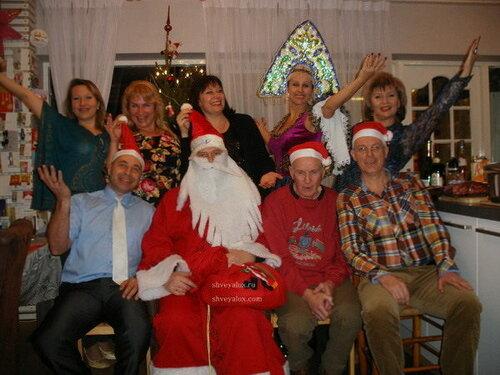 Новый год в Голландии 2014