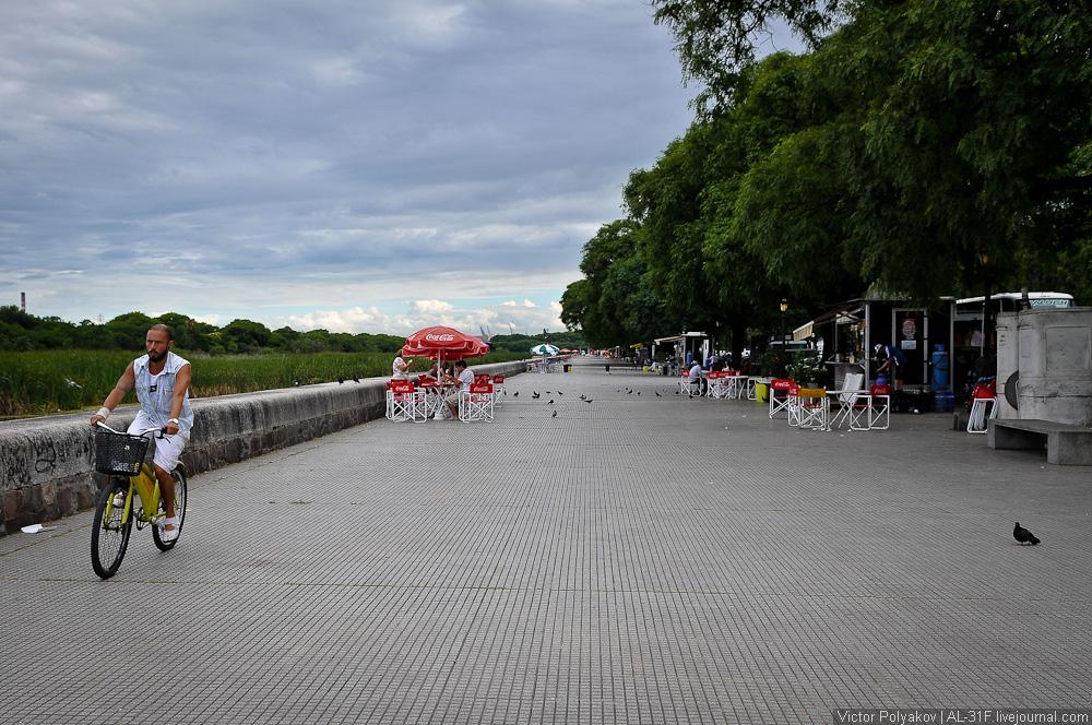 Буэнос-Айрес. carritos