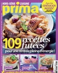 Журнал Prima Hors-Serie Cuisine №25 2011