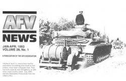 AFV News Vol.28 No.01