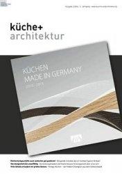 Журнал Kuche + Architektur №3 2014