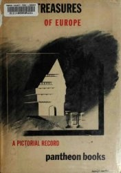Книга Lost treasures of Europe - A Pictorial Record, 427 Photographs