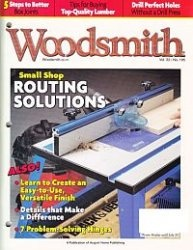 Журнал Woodsmith №195 June-July 2011
