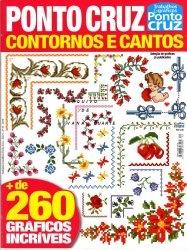 Журнал Trabalhos & Graficos Ponto Cruz № 12 2010