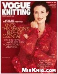 Журнал Vogue Knitting  Winter 1998-1999