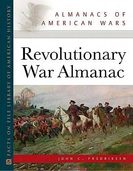 Книга Revolutionary War Almanac