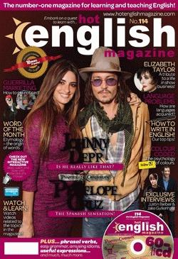 Аудиокнига Hot English Magazine № 114 + Аудио