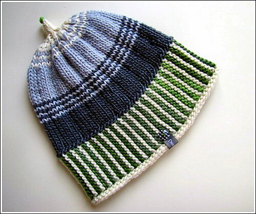 шапочка для комплекта