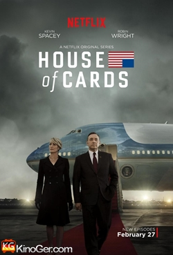 House of Cards  Staffel 1-5 (2015)