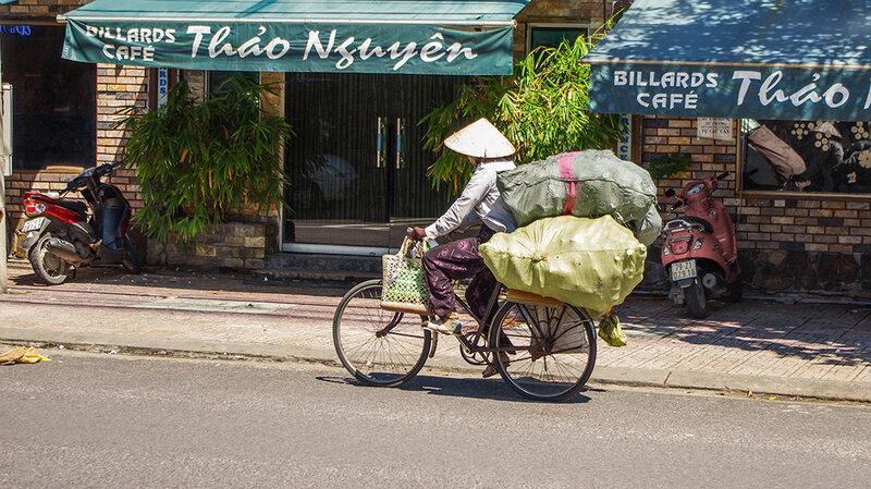 Велогрузовик