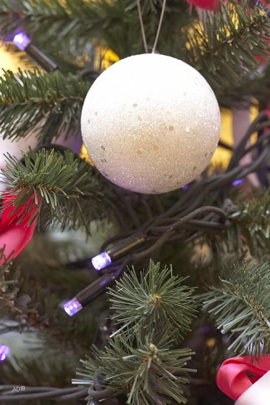 Новогодние ёлки в ГУМе на Красной площади