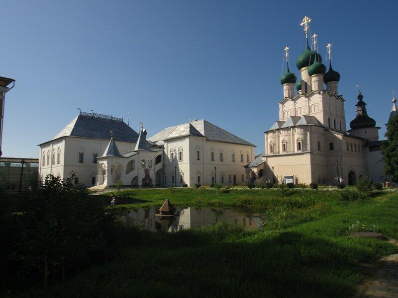 Кульнев Дмитрий, Север