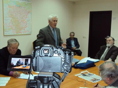 Заседание Ц. совета чувашских старейшин
