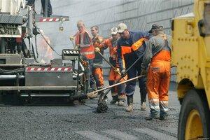 Местные власти на ремонт дорог получат 450 млн леев