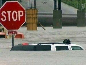 Погода в мире: проливные дожди в США, циклон в Каталонии