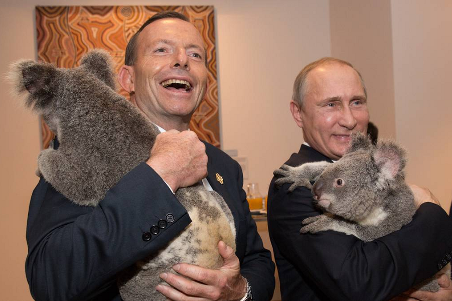 Путин и Эббот в Брисбене.png