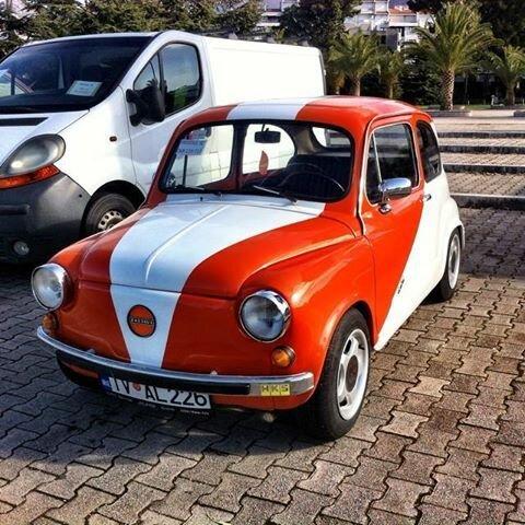 ретро авто в Черногории