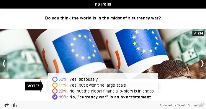 Там нет никаких валютных войн - 2