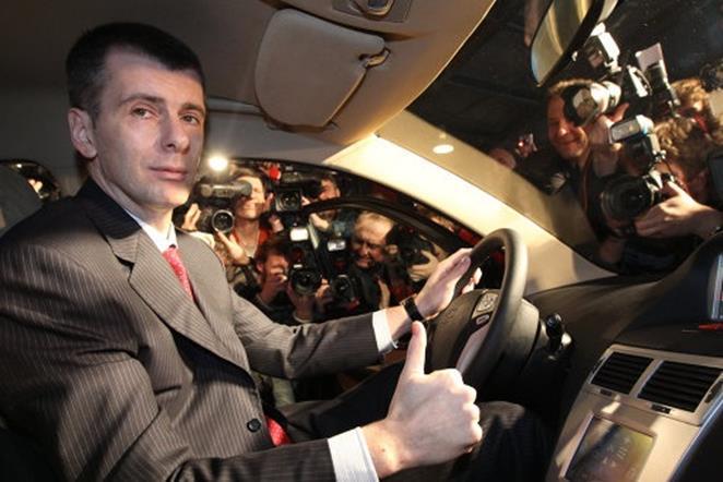 Самые богатые холстяки России