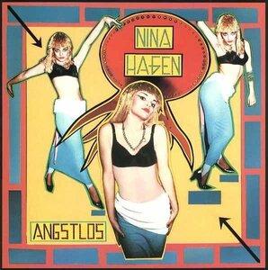Nina Hagen – Angstlos (1983) [CBS, 25667]