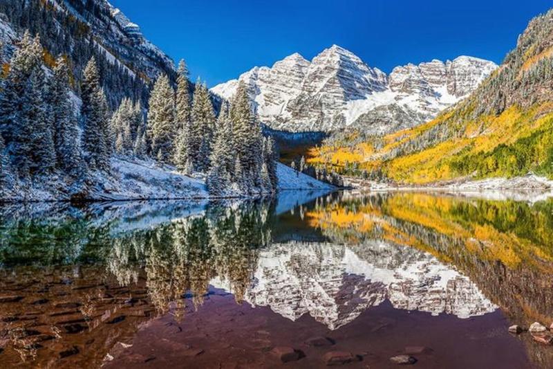 Осенние озера: 30 фотографий 0 145de1 ae600cdc orig