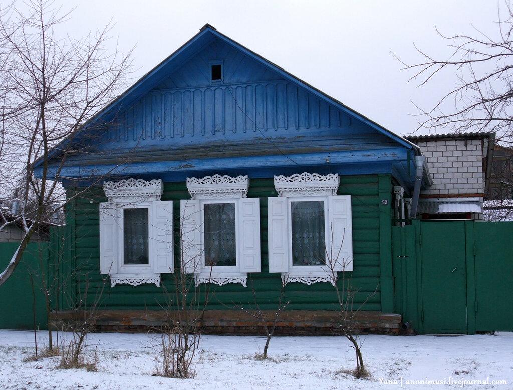 Улица Циолковского. Гомель