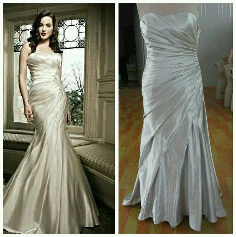 Ожидание и реальность алиэкспресс свадебные платья