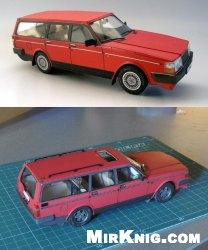 Журнал Volvo 240 combi [Volvohobby]