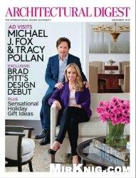 Журнал Architectural Digest №12 2012 (USA)