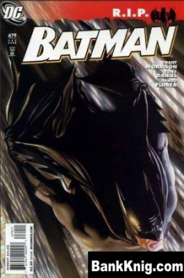 Журнал Batmen (Комиксы)  Сентябрь 2008