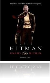 Книга Hitman: Враг внутри