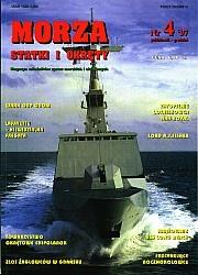 Журнал Morze Statki i Okrety 1997 No 04