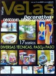 Журнал Velas Decorativas No 11
