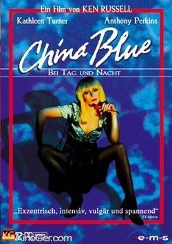 China Blue bei Tag und Nacht (1984)