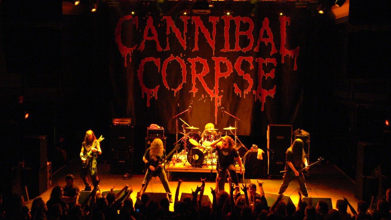 В России запретили тексты песен Cannibal Corpse