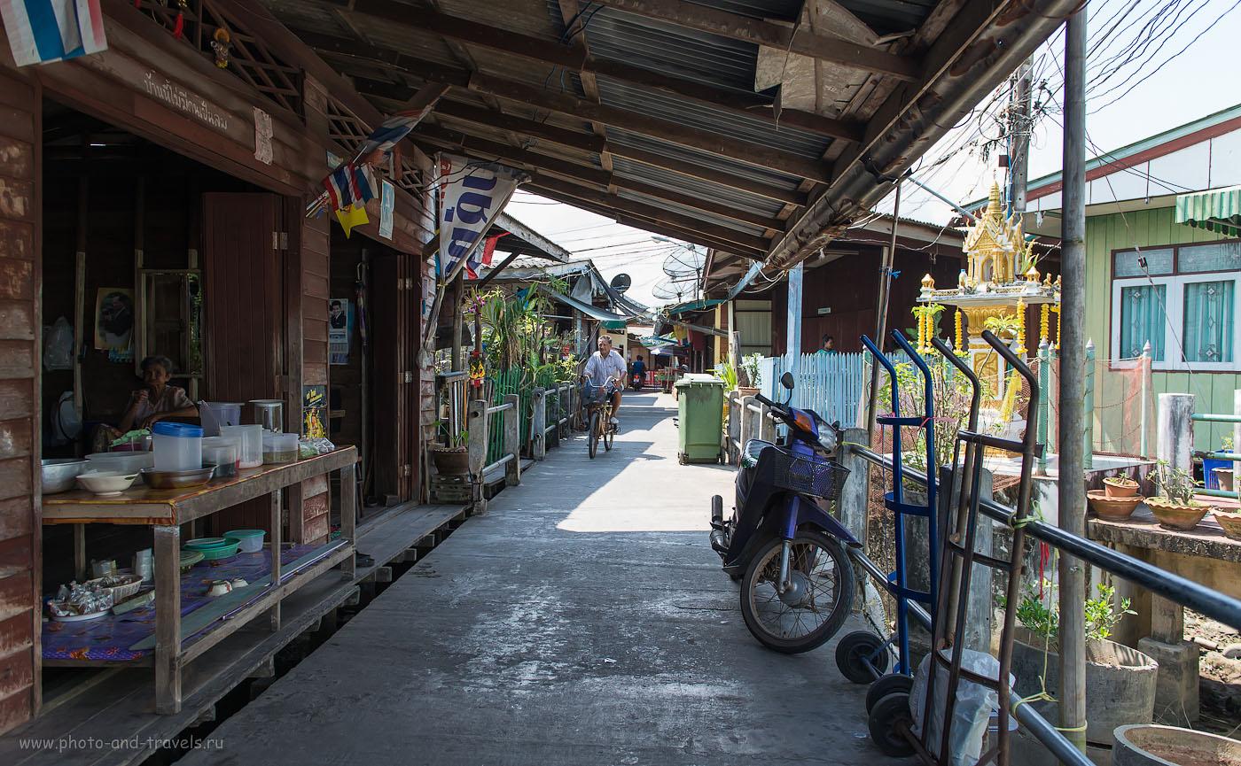 Фото 23. Простая жизнь простых людей в Таиланде. По стране за рулем мы проехали более 2000 километров и еще на электричке (320, 24, 4.0, 1/500)