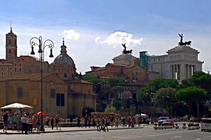 Itália, Roma.