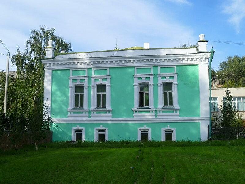 Семипалатинск, музей Абая (Semipalatinsk, Abai museum)
